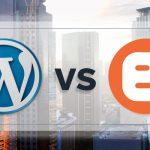 WordPress vs Blogger-ahomtech