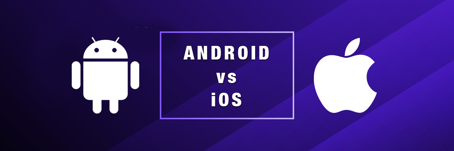 Android vs iOS-ahomtech.com
