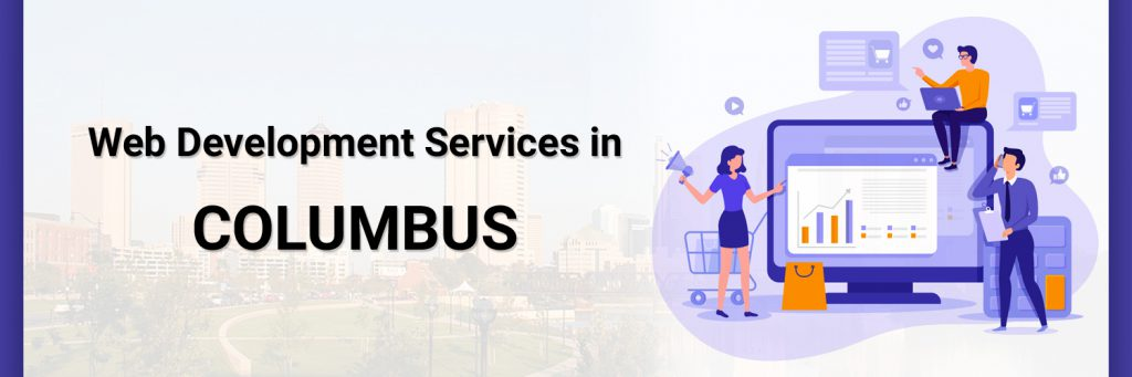 web development services in Columbus-ahomtech.com