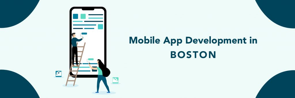 Mobile App development in Boston-ahomtech.com